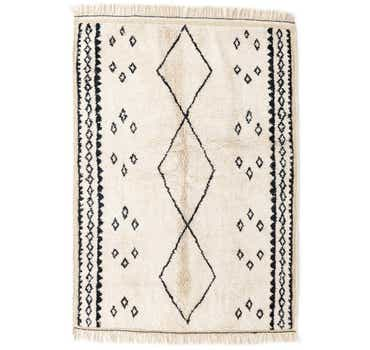 5' 4 x 7' 5 Moroccan Rug