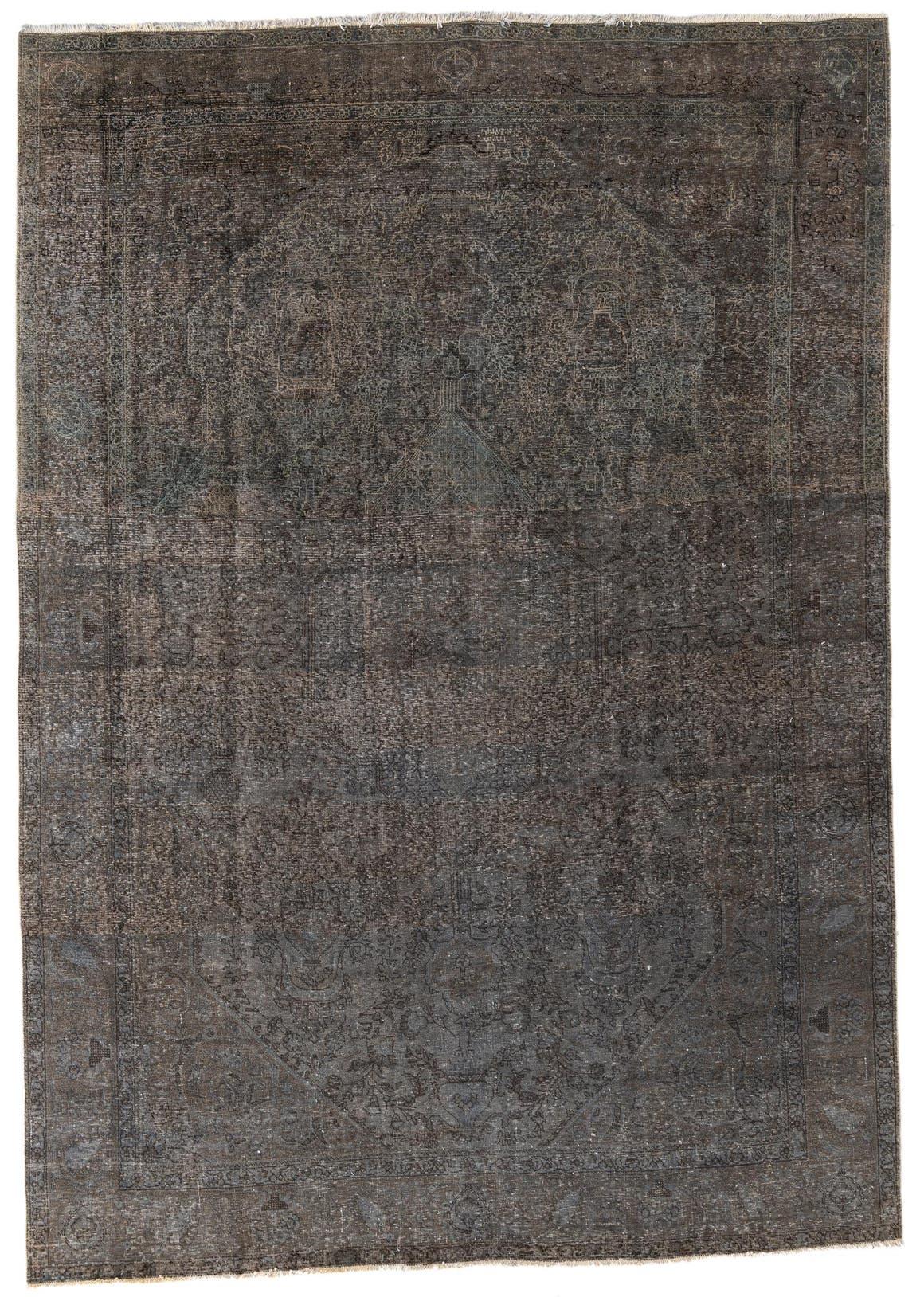 8' 2 x 11' 8 Ultra Vintage Persian Rug main image