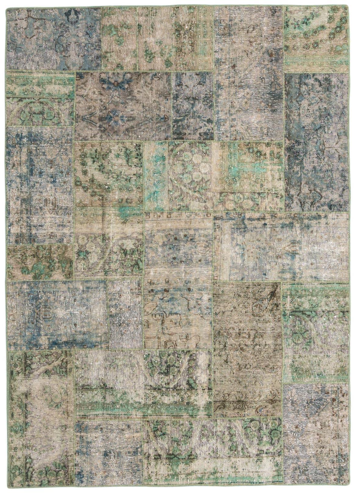 5' 8 x 7' 11 Ultra Vintage Persian Rug main image