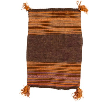2' 9 x 4' Kilim Fars Rug