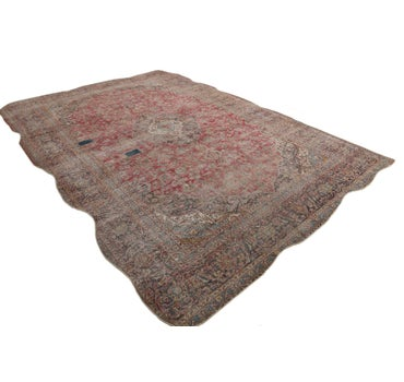 10' 4 x 14' 9 Ultra Vintage Persian Rug main image