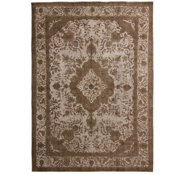 9' 4 x 12' 11 Ultra Vintage Persian Rug