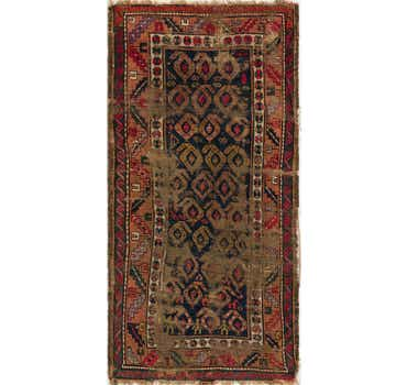 3' 5 x 6' 8 Bakhtiar Persian Rug