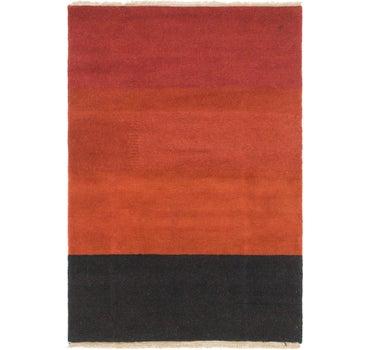 4' x 5' 8 Indo Tibet Rug main image