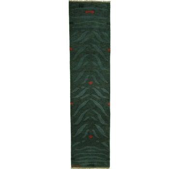 2' 8 x 11' Indo Tibet Runner Rug main image