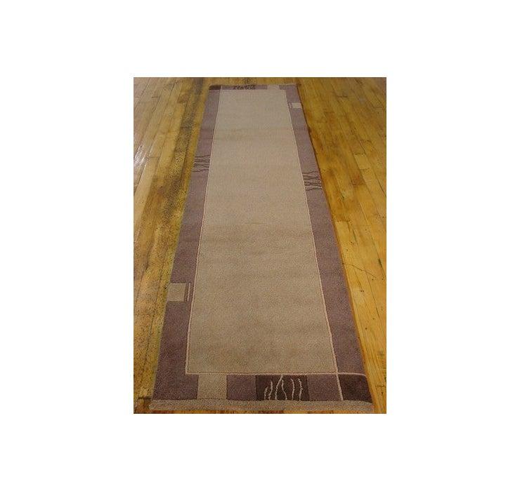80cm x 295cm Modern Tibet Runner Rug