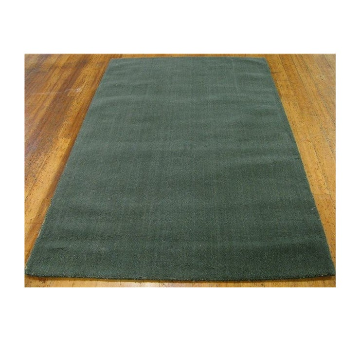 4' x 5' 11 Reproduction Gabbeh Rug