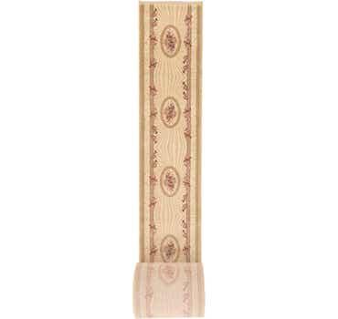 Image of 2' 7 x 100' Tabriz Design Runner Rug
