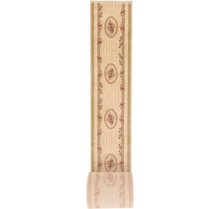 2' 7 x 100' Tabriz Design Runner Rug