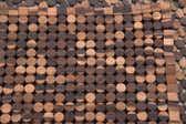 260cm x 350cm Wooden Wood Rug thumbnail