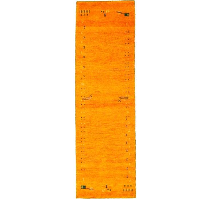 80cm x 250cm Indo Gabbeh Runner Rug