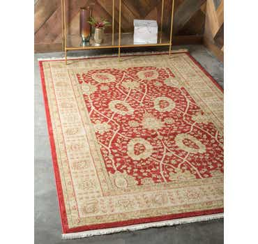 Image of  Red Chelsea Rug