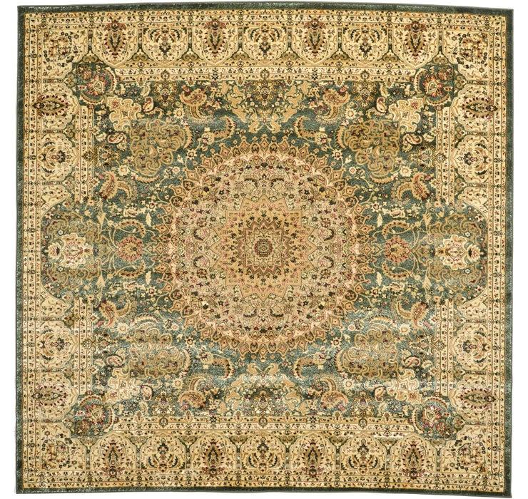 300cm x 300cm Tabriz Design Square Rug