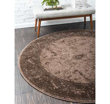 Image of 6' x 6' Vista Round Rug