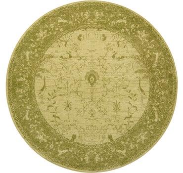 6' x 6' Vista Round Rug main image