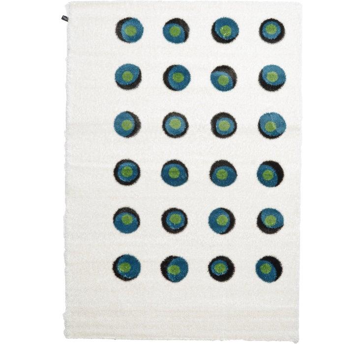 200cm x 290cm Abstract Shag Rug