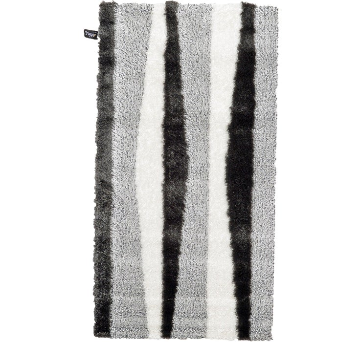 Image of 80cm x 150cm Abstract Shag Rug