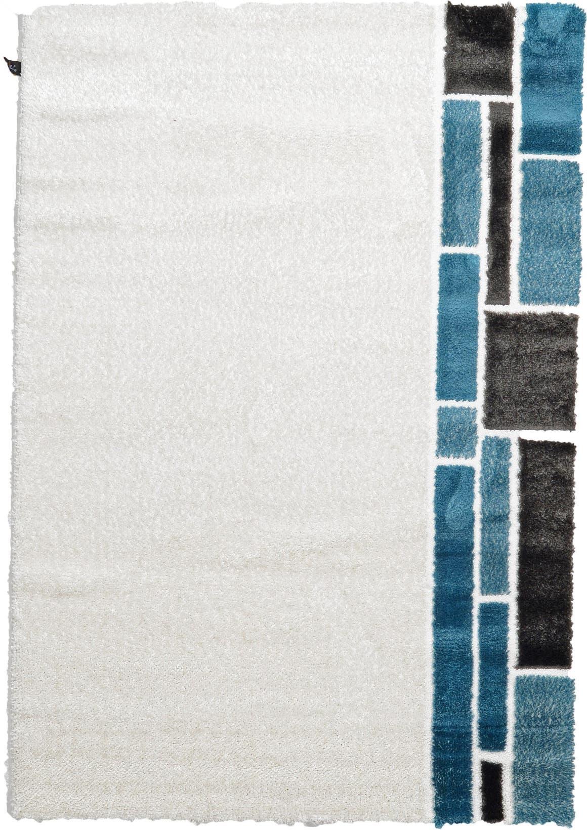 5' 3 x 7' 7 Abstract Shag Rug main image