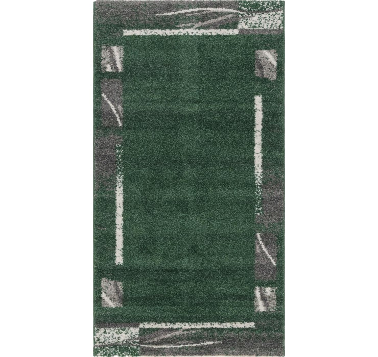 Image of 2' 7 x 5' Frieze Rug