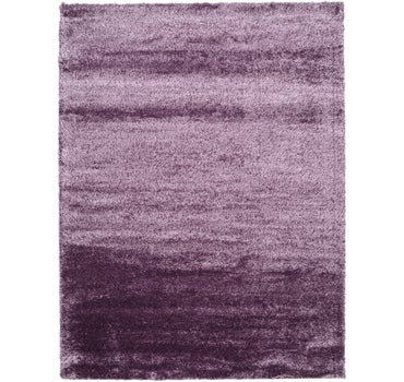 9' x 12' Luxe Solid Shag Rug main image