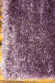 2' 7 x 10' Luxe Solid Shag Runner Rug thumbnail