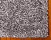 3' 3 x 5' 3 Luxe Solid Shag Rug thumbnail