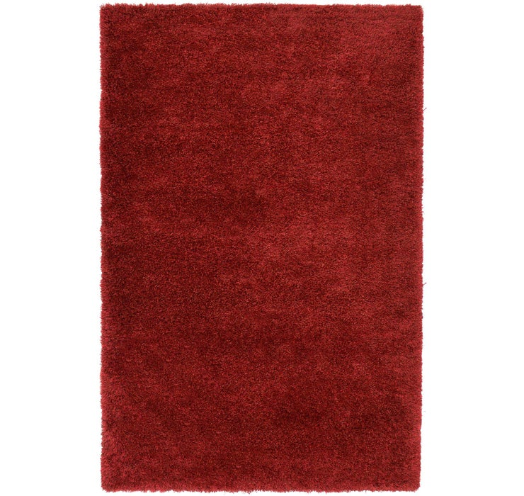 Image of 155cm x 245cm Luxe Solid Shag Rug