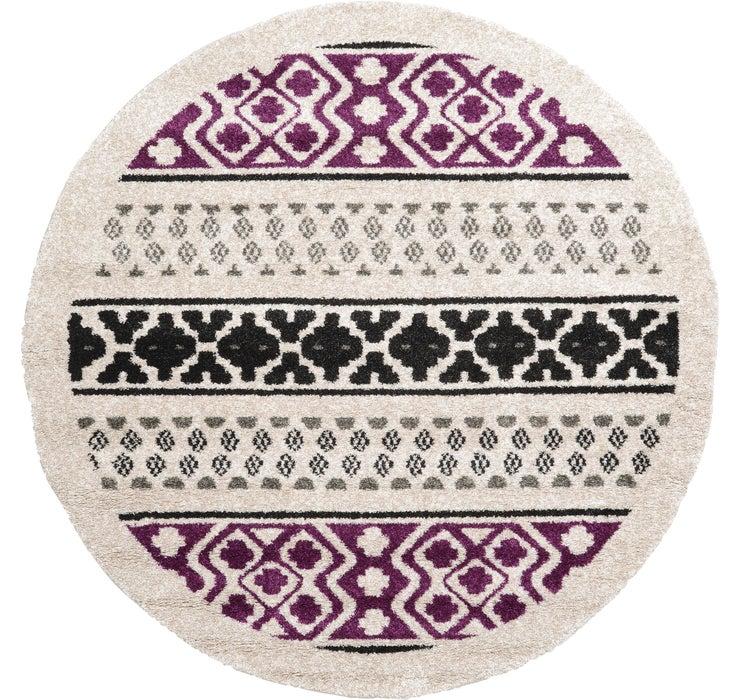 245cm x 245cm Tangier Round Rug