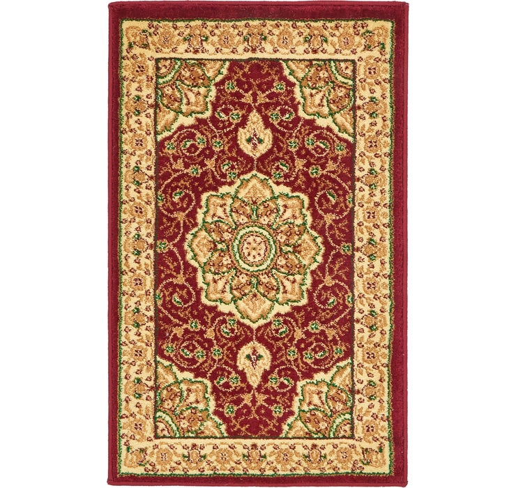 50cm x 80cm Mashad Design Rug