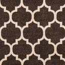 Link to Chocolate Brown of this rug: SKU#3115784