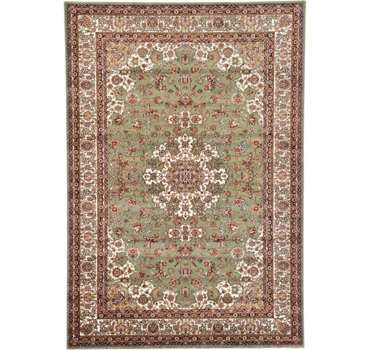 6' 8 x 9' 6 Tabriz Design Rug