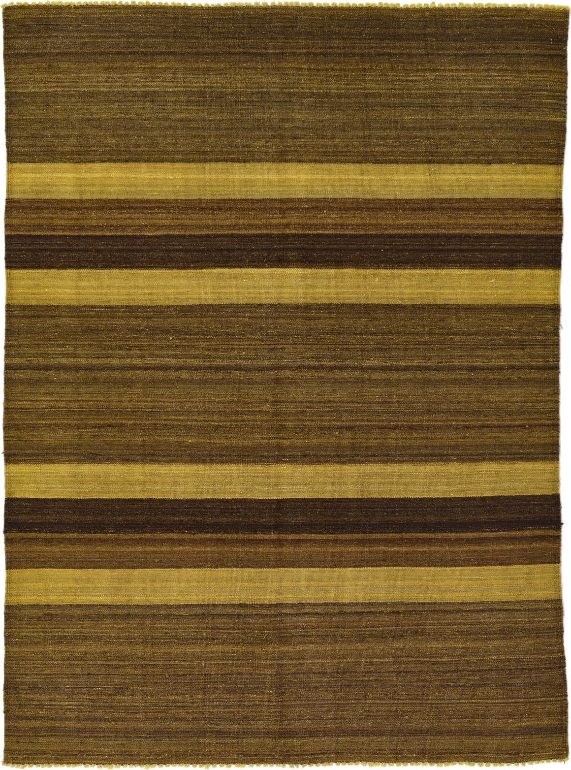 5' 2 x 6' 9 Kilim Afghan Rug main image