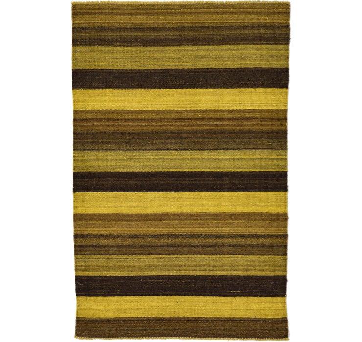 95cm x 145cm Kilim Afghan Rug