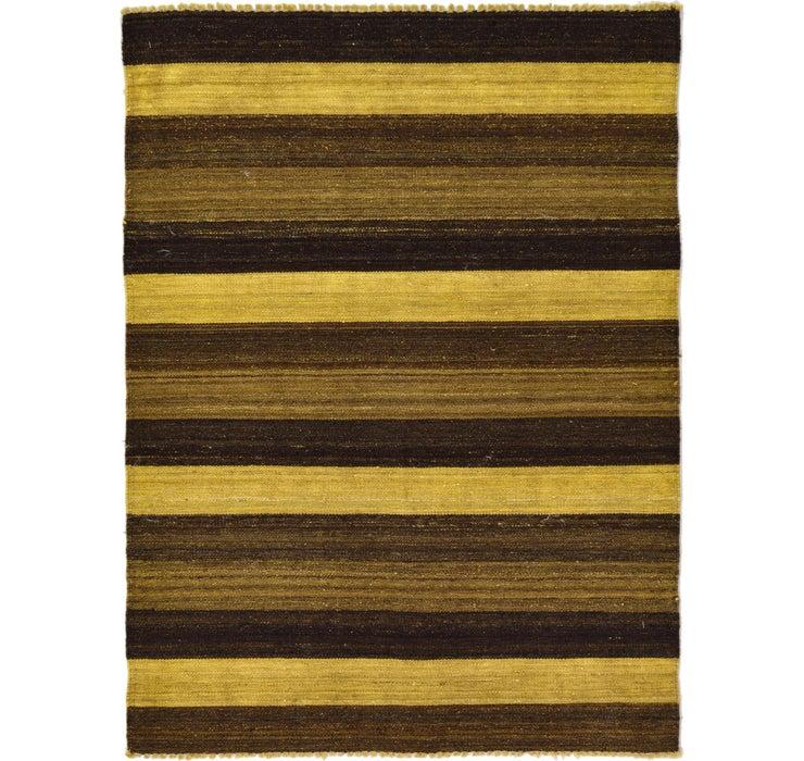 107cm x 145cm Kilim Afghan Rug