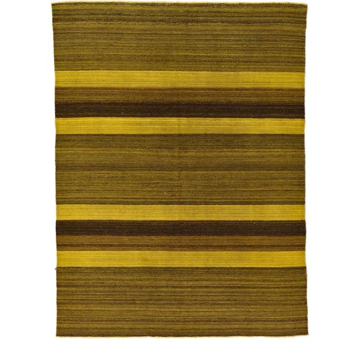 Image of 157cm x 205cm Kilim Afghan Rug