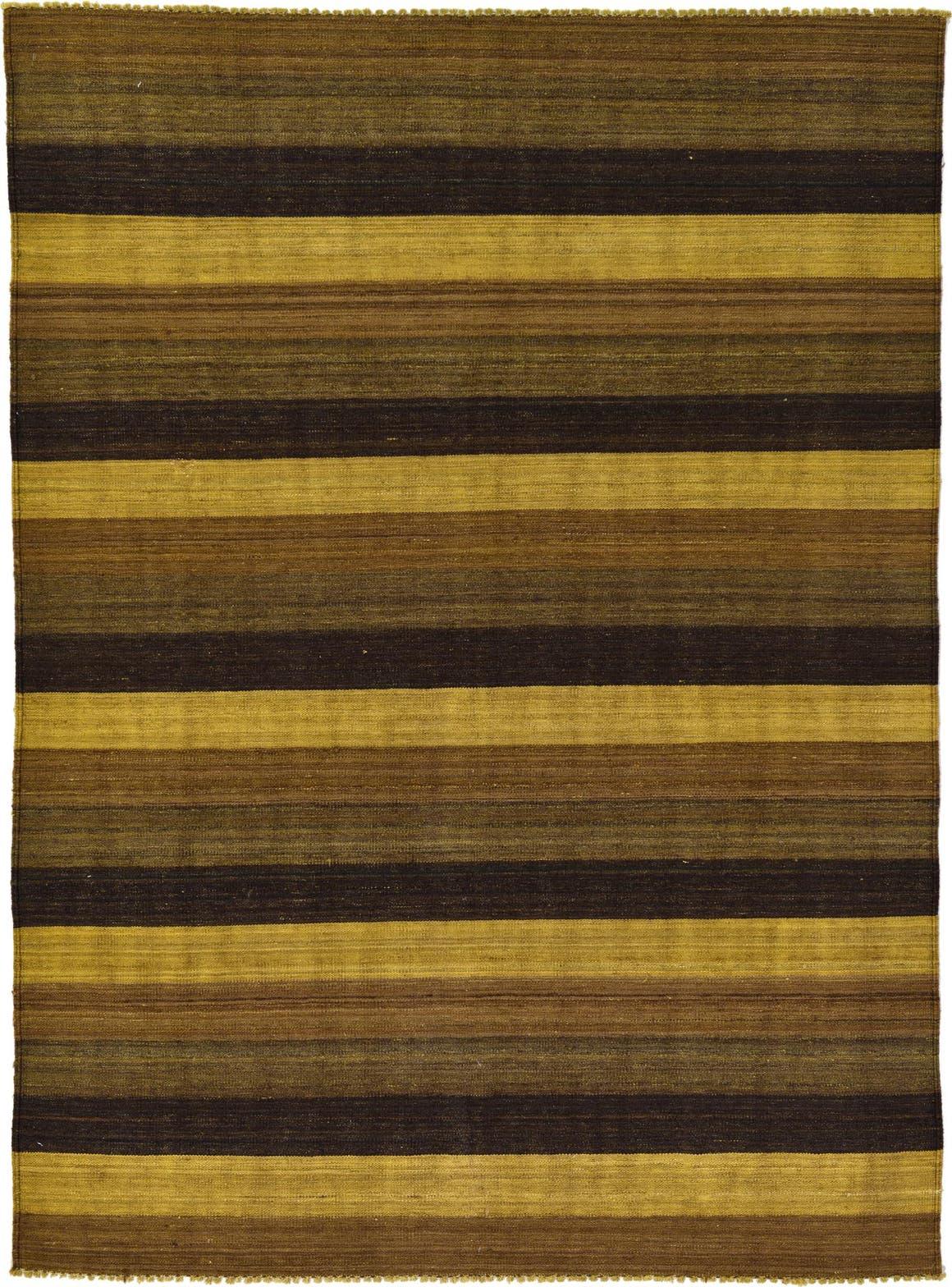5' 1 x 6' 11 Kilim Afghan Rug main image