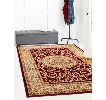 Image of  Red Chateau Rug
