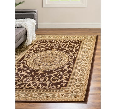 2' 2 x 3' Classic Aubusson Rug main image