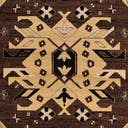 Link to Brown of this rug: SKU#3123441