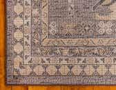 2' 2 x 8' 2 Heriz Design Runner Rug thumbnail