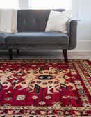 213cm x 305cm Heriz Design Rug thumbnail