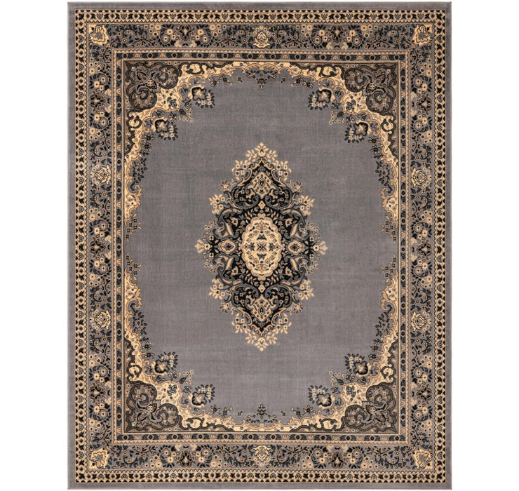 8' x 10' Mashad Design Rug