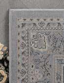 2' 2 x 3' Mashad Design Rug thumbnail