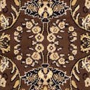 Link to Brown of this rug: SKU#3123502