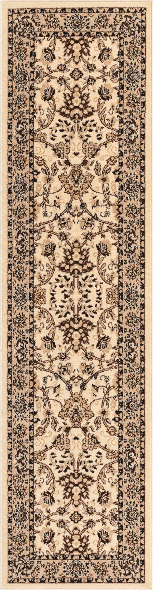 2' 7 x 10' Kashan Design Runner Rug main image