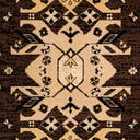 Link to Brown of this rug: SKU#3122716
