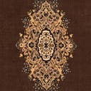 Link to Brown of this rug: SKU#3128746