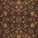 Link to Brown of this rug: SKU#3119200