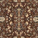 Link to Brown of this rug: SKU#3119299