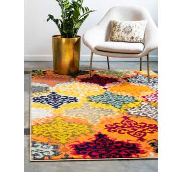 Image of  7' x 10' Hyacinth Rug